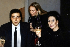 Lucia Aliberti with the conductor Roberto Paternostro and his wife⚘Suntory Hall⚘Tokyo⚘Concert⚘Privat Party⚘Japan⚘:http://www.luciaaliberti.it #luciaaliberti #robertopaternostro #suntoryhall #tokyo #concert #party
