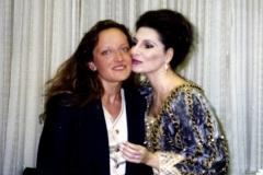 """Lucia Aliberti with the designer Francesca Pipi⚘Opera⚘""""Lucia di Lammermoor""""⚘Bilbao Opera House ABAO⚘dressing room⚘Bilbao⚘:http://www.luciaaliberti.it #luciaaliberti #francescapipi #bilbaoopera #abao #bilbao #luciadilammermoor #opera #dressingroom"""